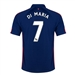 Nike Manchester United 'DI MARIA 7' Third '14-'15 Replica Soccer Jersey (Old Royal/Loyal Blue/Crimson)