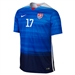 Nike USA 2015 'ALTIDORE 17' Away Replica Soccer Jersey (Game Royal/Loyal Blue/White)
