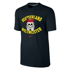 Nike Germany Champion Graphic Men's T-Shirt (Black)