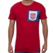 Nike USA 2017 Crest Tee Shirt (Red)