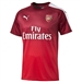 Puma Arsenal Stadium Training Jersey (Rio Red/High Risk Red)