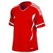 Adidas Women's Campeon 11 Soccer Jersey (Red/White)
