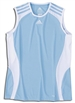 Adidas Women's Elebase Soccer Jersey (Light Blue/White)