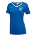 Puma Italy 2014 Women's Replica Soccer Jersey (Team Power Blue)