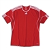 Adidas Youth Regista Soccer Jersey (University Red/White)