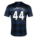 Nike Manchester United 'JANUZAJ 44' Away 2013-2014 Youth Replica Soccer Jersey (Midnight Navy/Black/White)