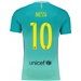 Nike FC Barcelona Youth 'MESSI 10' '16-'17 Third Soccer Jersey (Green Glow/Energy/Black)