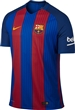 Nike FC Barcelona Home '16-'17 Youth Soccer Jersey (Sport Royal/Gym Red/University Gold)