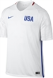 Nike USA 2016 OLYMPIC RIO Youth Soccer Jersey (White/Royal/Red)