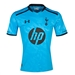 Under Armour Tottenham Away 2013-2014 Youth Replica Soccer Jersey (Capri)