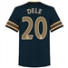 Under Armour Tottenham 'DELE 20' Away '16-'17 Youth Soccer Jersey (Navy/Gold)