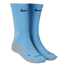 Nike MatchFit Socks (Field Blue/Wolf Grey/Blue Force)
