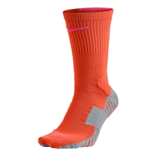 Nike MatchFit Socks (Team Orange/Wolf Grey/Hyper Pink)