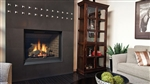 REGENCY BELLAVISTA B41XTCE LARGE GAS FIREPLACE DIRECT VENT, CLEAN FACE