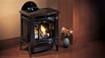 HAMPTON H15 SMALL GAS STOVE DIRECT VENT