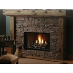 "KINGSMAN HBZDV3628 MEDIUM 36"" GAS FIREPLACE DIRECT VENT 28,000 BTU  (CLEAN FACE OR LOUVERS)"