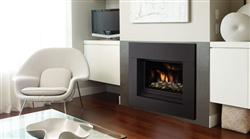 REGENCY HORIZON HZ33CE SMALL MODERN GAS FIREPLACE DIRECT VENT