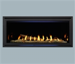 MAJESTIC JADE 42 WIDE VIEW MODERN GAS FIREPLACE, DIRECT VENT