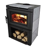 OSBURN MATRIX MODERN LARGE WOOD STOVE