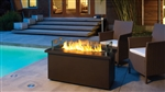 REGENCY PLATEAU PTO30CFT OUTDOOR MODERN GAS FIRETABLE VENTLESS