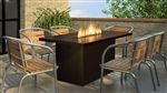 REGENCY PLATEAU PTO30IST OUTDOOR MODERN GAS FIRETABLE VENTLESS