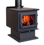 PACIFIC ENERGY TN20 TRUE NORTH WOOD STOVE