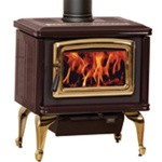 PACIFIC ENERGY VISTA CLASSIC WOOD STOVE