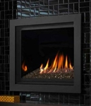 "KINGSMAN ZCV42(H)  42"" GAS FIREPLACE DIRECT VENT 25,000 or 29,000 BTU (LOG SET OR CRYSTALS)"