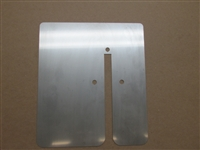 Stainless Steel Weight Cover