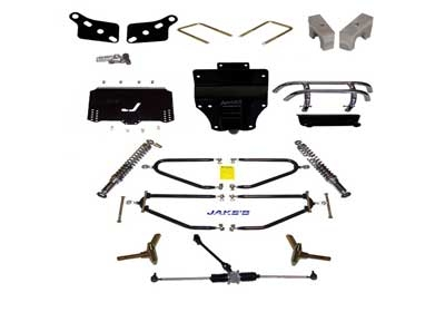 Club DS 2004 & Up Long Travel Lift Kit by Jakes #6238