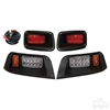 EZGO TXT LED Headlight & LED Tail Light Kit #LGT-304L