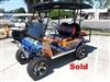 Club Car DS Electric Custom FL Gator Country Golf Cart