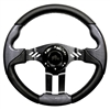 "13"" Aviator 5 Carbon Fiber Steering Wheel"