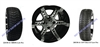 14x7 RX260 Wheel and Low Profile Tire