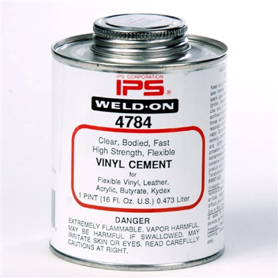 Weld-On #4784 - 1 Pint