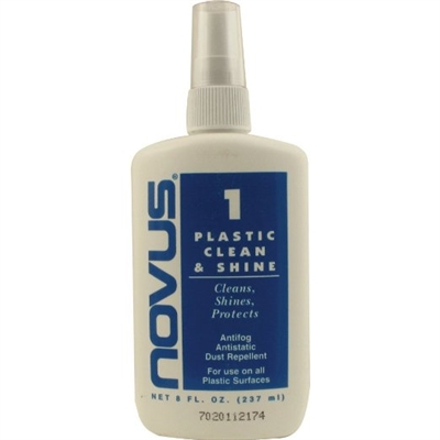 NOVUS #1 Plastic Cleaner - 8 oz