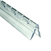 "1-3/4"" X 12"" Long Clear Acrylic Hinge"