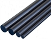 Black Nylon Rod - Extruded