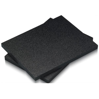 Black ABS Formable, Flame-Retardant Sheet