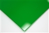 "1/8"" X 24"" X 48"" Green #2092 Cast Acrylic Paper-Masked Sheet"