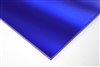 Blue 2424 Acrylic Mirror Sheet