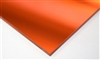 Orange 1119 Acrylic Mirror Sheet