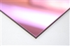 Pink 1450 Acrylic Mirror Sheet