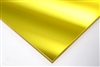 Yellow 2208 Acrylic Mirror Sheet