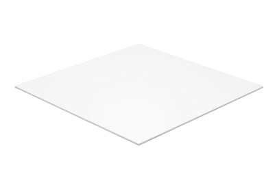 White #2447 Acrylic Sheet