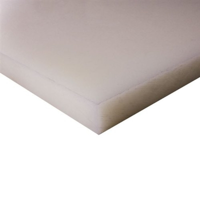Natural Nylon Sheet - Extruded