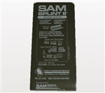 North American Rescue SAM Splint II