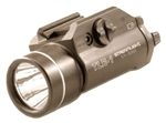 STREAMLIGHT TLR-1 LED LIGHT W/RAIL MOUNT 3-WATT WHITE LED