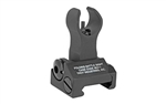 TROY, BattleSight, Folding Front Sight, HK style, Picatinny, Black