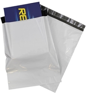 Nomad Premium Courier Bags / Poly Mailers 310 x 400 + 40mm flap